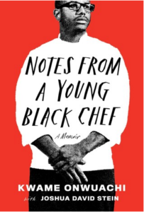 Notes from a Black Chef