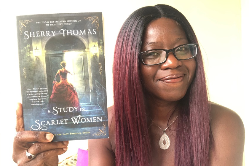 Reading Sherry Thomas