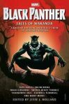 Cover for anthology Black Panther: Tales of Wakanda
